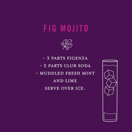 Fig Mojito